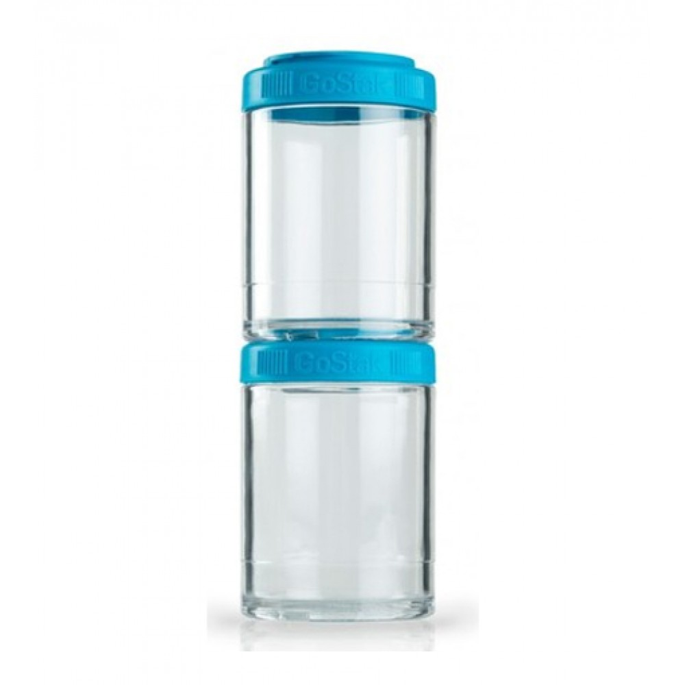Контейнеры GoStak 2 Pak Blender Bottle аква (2 x 150 мл)
