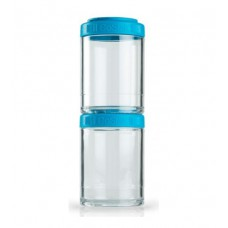 Контейнеры GoStak 2 Pak Blender Bottle аква (2 x 150 мл)