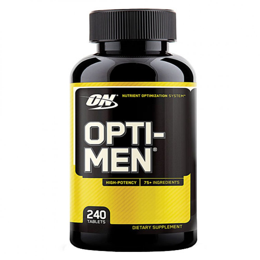 Opti-Men Optimum Nutrition (240 табл)