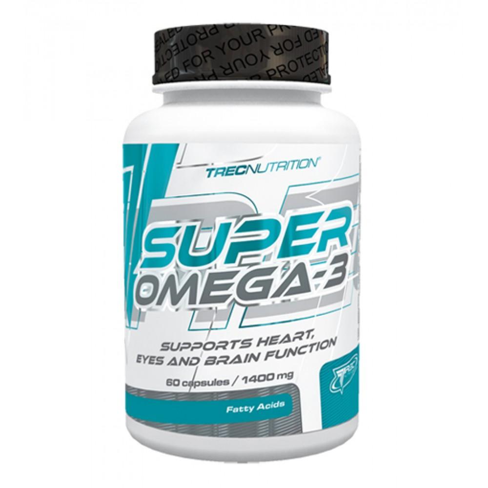 Super Omega-3 Trec Nutrition (60 капс)