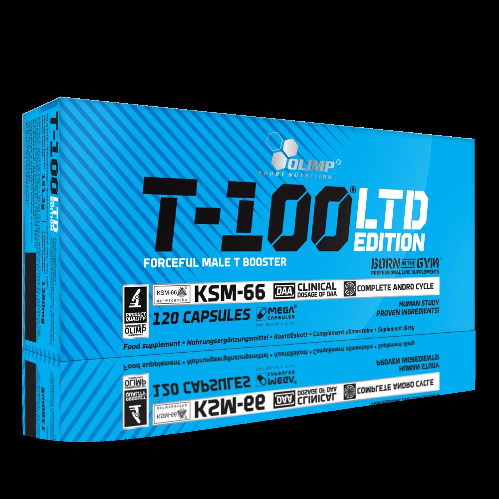 T-100 LTD Edition Olimp (120 капс)