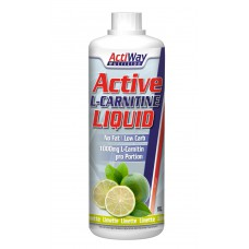 Active L-Carnitine Liquid ActiWay (1000 мл)