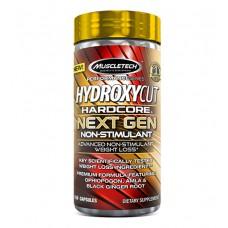 Hydroxycut Hardcore Next Gen non-stim MuscleTech (150 капс)