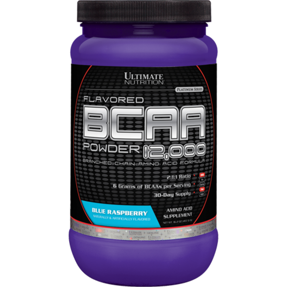 BCAA Powder 12000 Ultimate Nutrition (400 гр)