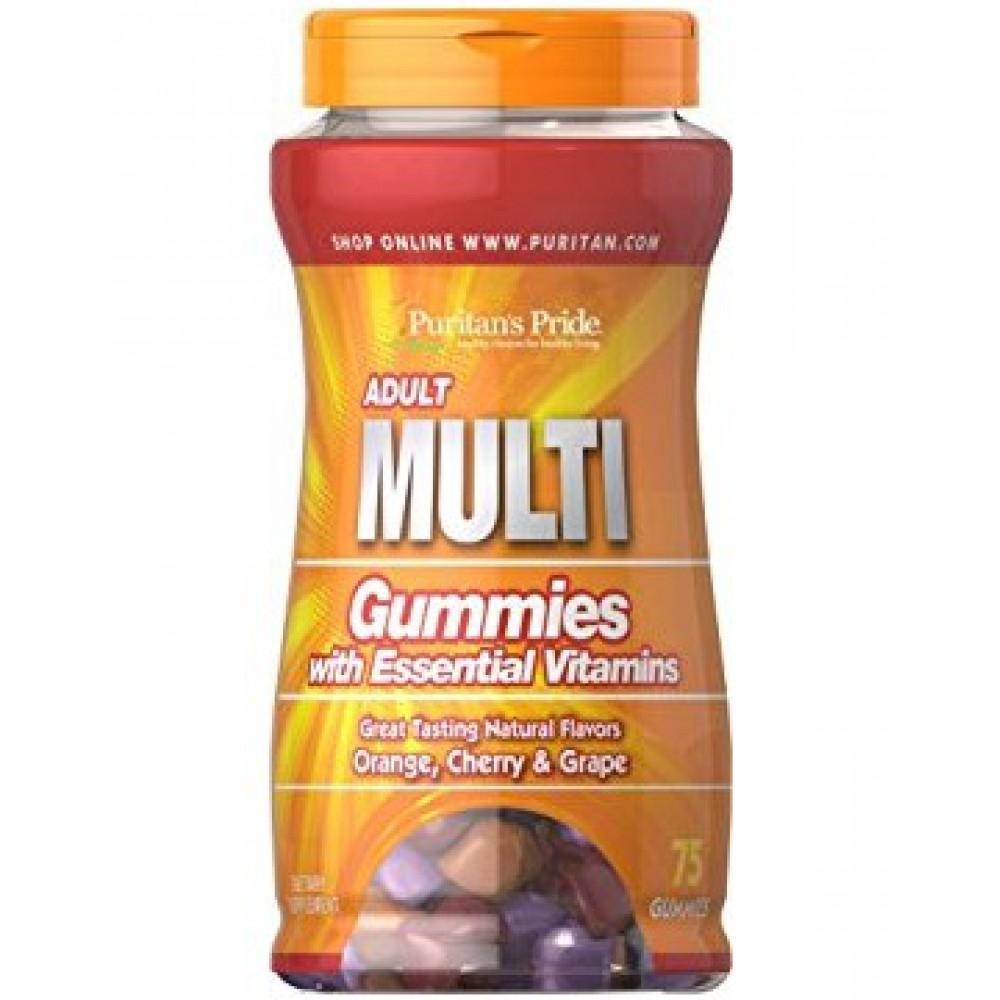 Adult Multivitamin Gummy 75 chewable tabl