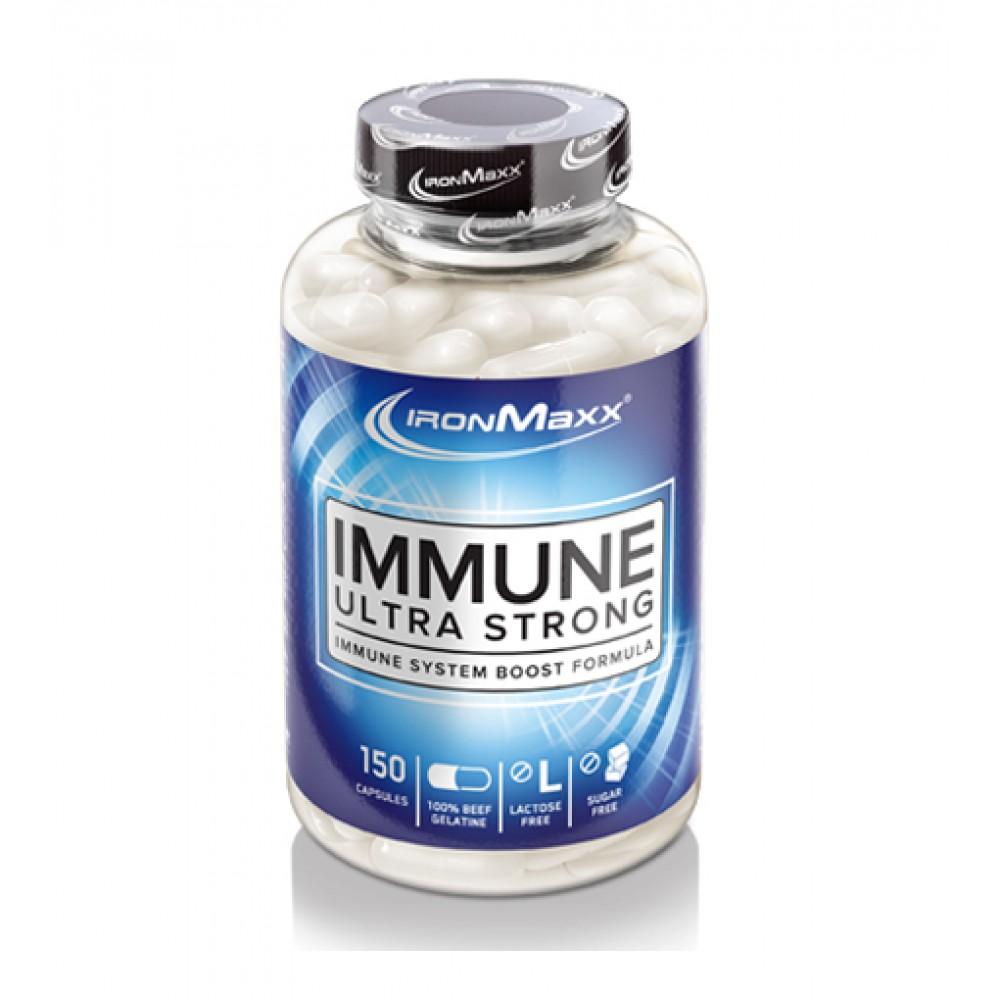 Immune Ultra Strong IronMaxx (150 капс)