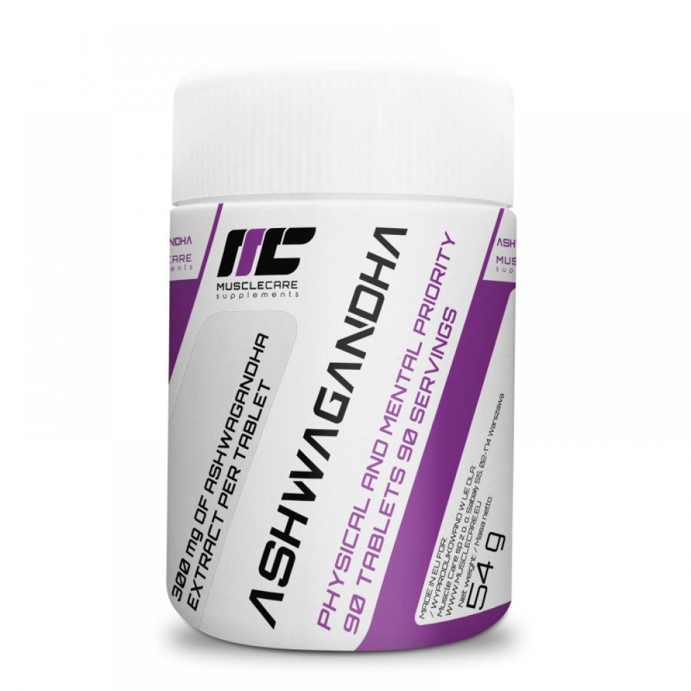 Ashwagandha Muscle Care (90 табл)