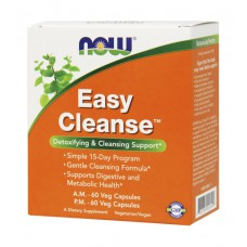 Easy Cleanse AM PM NOW (120 капс)