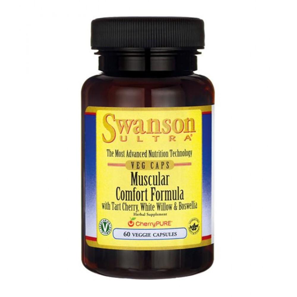 Muscular Comfort Formula Swanson (60 капс)