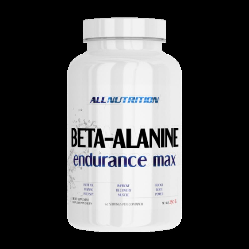 Beta-alanine Endurance Max All Nutrition ( 250 гр)