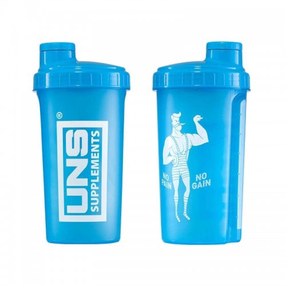 Pill Box Blue UNS Supplements (700 мл)