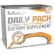Витамины Daily Pack BioTech USA (30 пак.)