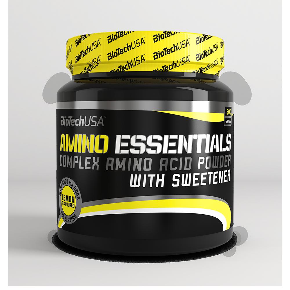 Аминокислоты Amino Essentials BioTech USA (300 г)