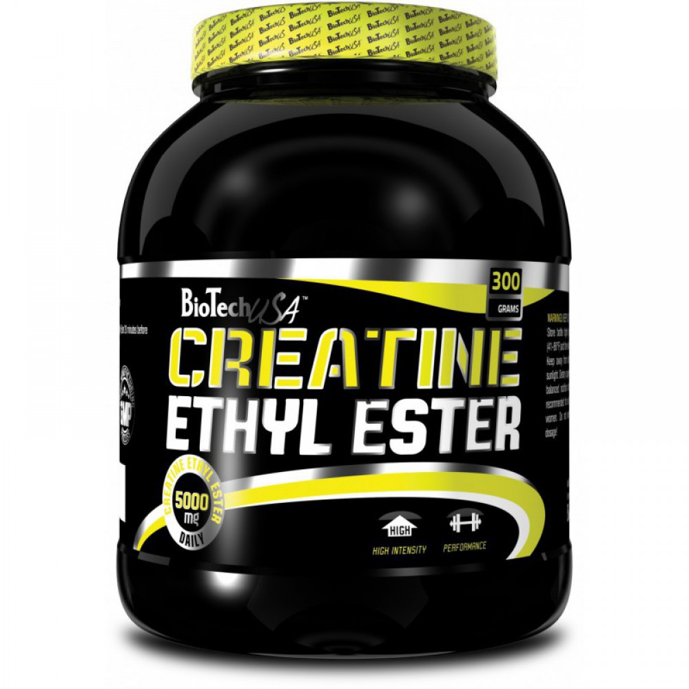 Креатин Creatine Ethyl Ester BioTech USA (300 г)