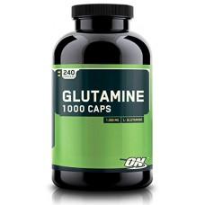 Glutamine 1000 Optimum Nutrition (240 капс)