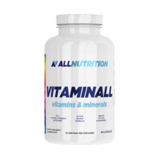 VitaminALL Vitamins & Minerals All Nutrition (60 капс)