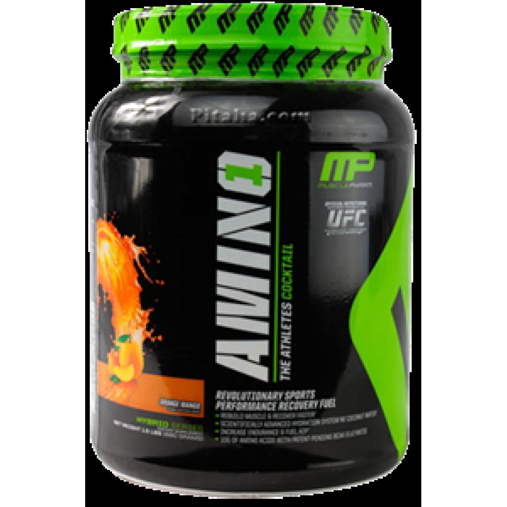 Amino 1 MusclePharm (670 гр.)