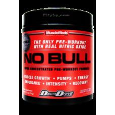 NO BULL MuscleMeds (214 гр.)