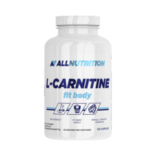 L-Carnitine Fit Body  All Nutrition (120 капс)