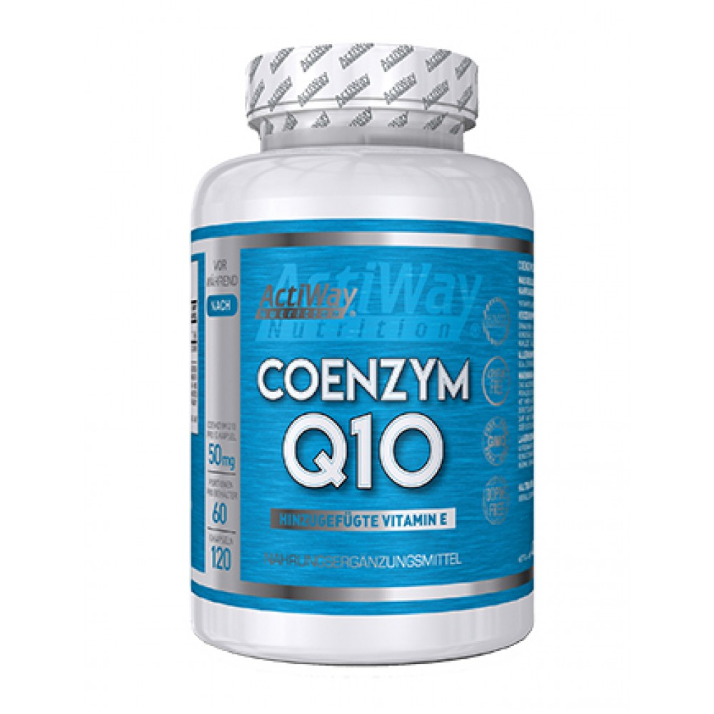 Coenzym Q-10 ActiWay (120 капс)