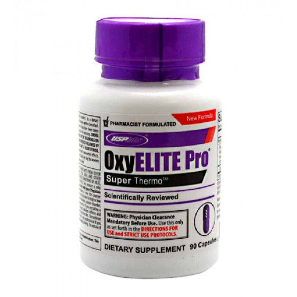 Oxyelite Pro NEW USPlabs (90 капс)