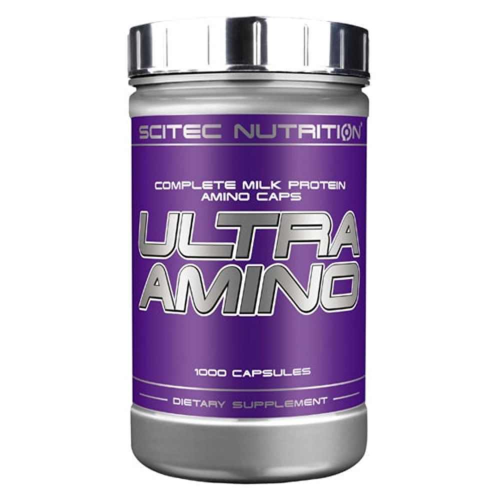 Ultra Amino Scitec Nutrition (1000 капс)