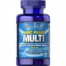 ABC Plus Multivitamin Multi-Mineral Formula 100tabl
