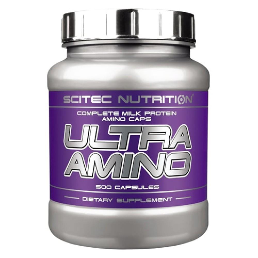 Ultra Amino Scitec Nutrition (500 капс)