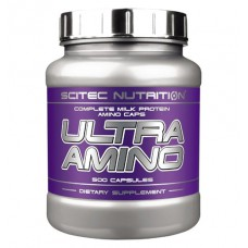 Ultra Amino Scitec Nutrition (500 капс)