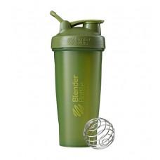 Шейкер Classic Loop Blender Bottle темно-зеленый (820 мл)