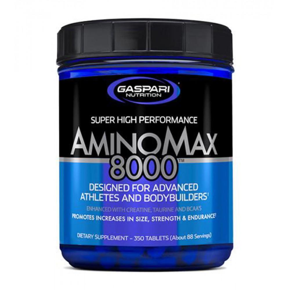 AminoMax 8000 Gaspari Nutrition (350 табл)