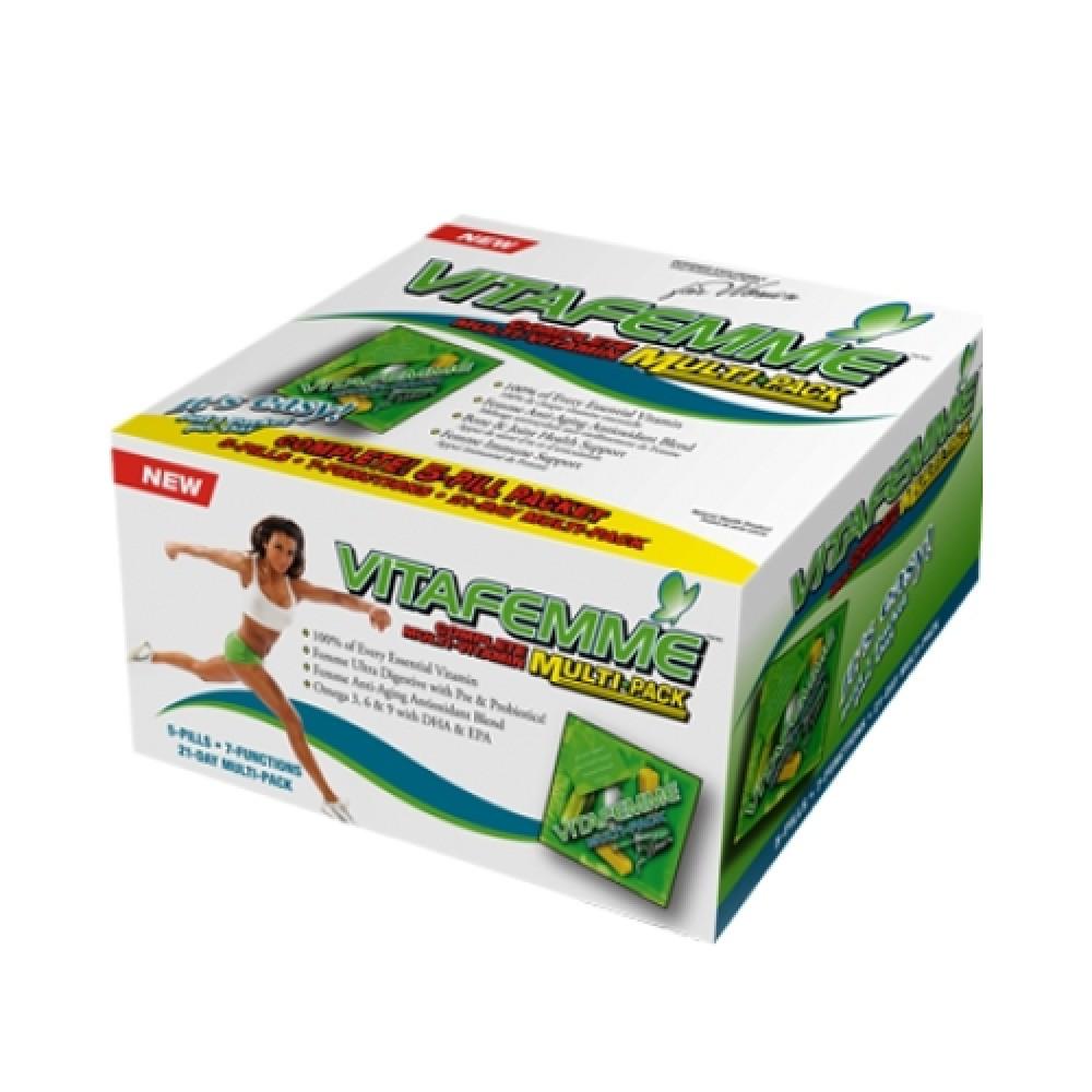 VitaFemme Multi-Pak AllMax (21 пак)