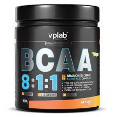 BCAA 8:1:1 VP Lab (300 гр)