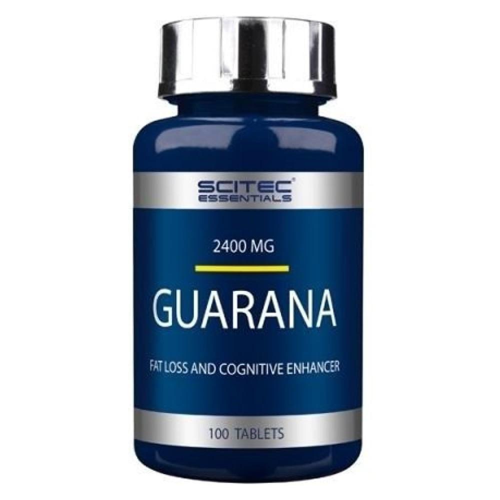 Guarana Scitec Essentials (100 табл)