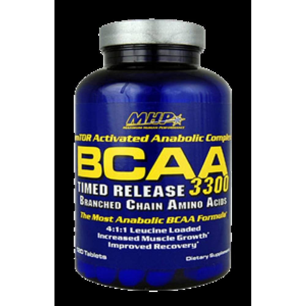 BCAA 3300 MHP (120 табл.)