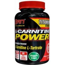 L-Carnitine San Nutrition (60 капс)