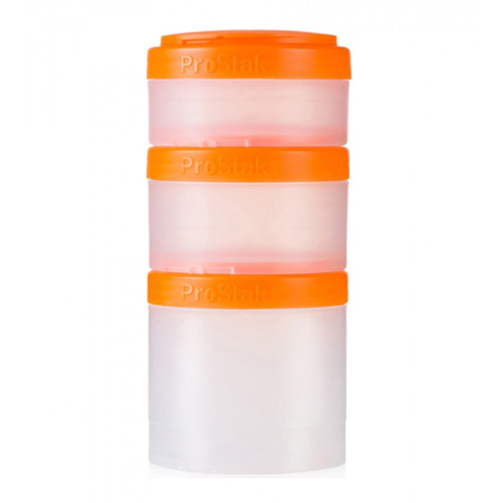 Контейнеры Expansion Pak Blender Bottle прозрачные-оранжевые