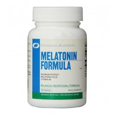 Melatonin Universal Nutrition (60 капс)