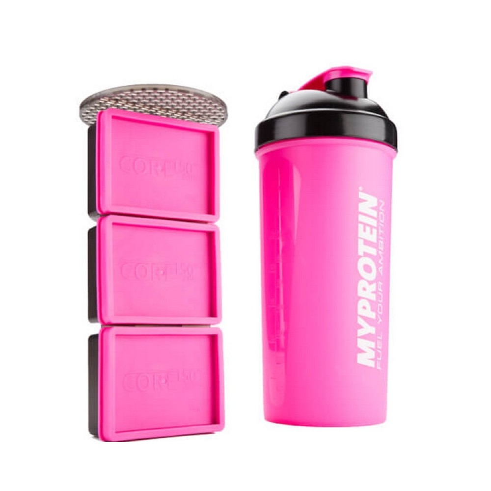 Shaker Core 150 Pink MyProtein (700 мл)