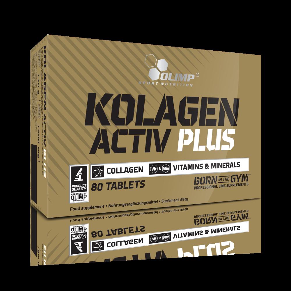 Kolagen Activ Plus Olimp (80 табл.)