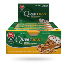 Quest Bar Peanut butter supreme Quest Nutrition (60 гр)