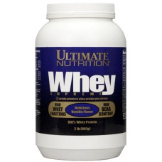Whey Supreme Ultimate Nutrition (907 гр)