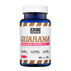 Guarana UNS Supplements (40 капс)