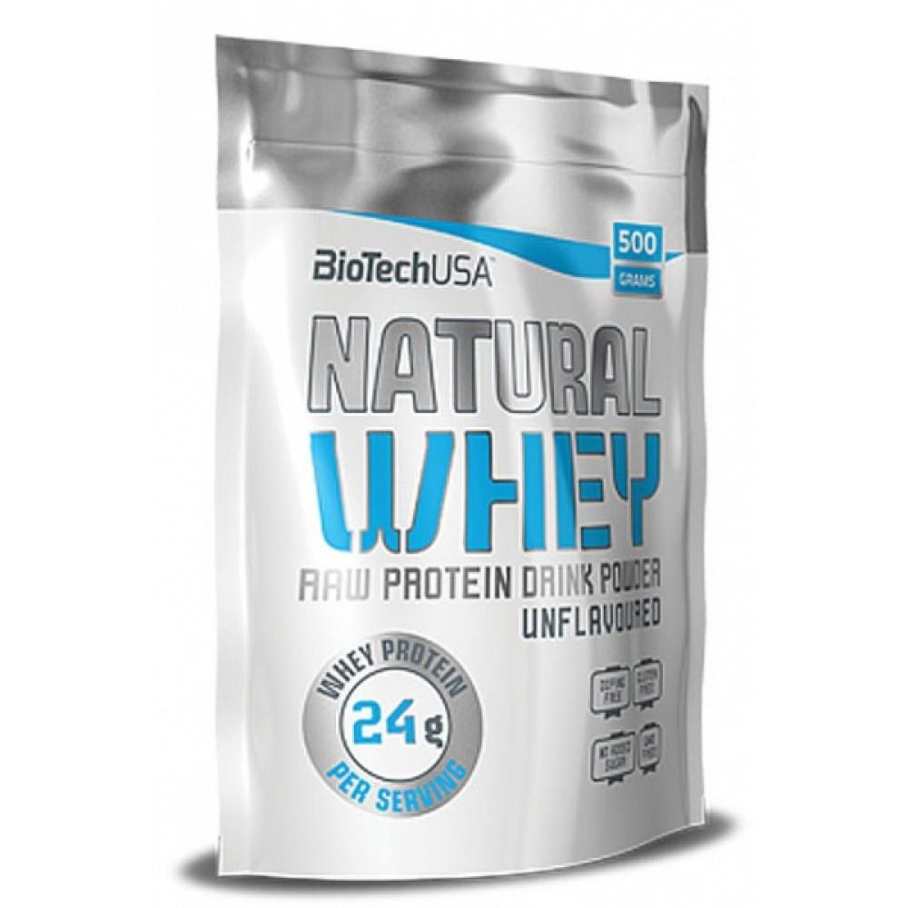 Протеин Natural Whey BioTech USA (500 г)