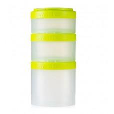 Контейнеры Expansion Pak Blender Bottle прозрачные-зеленые