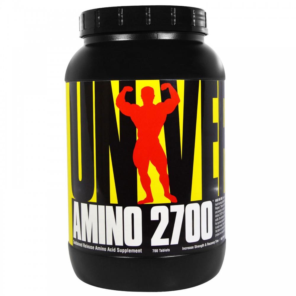 Amino 2700 Universal Nutrition (700 табл)