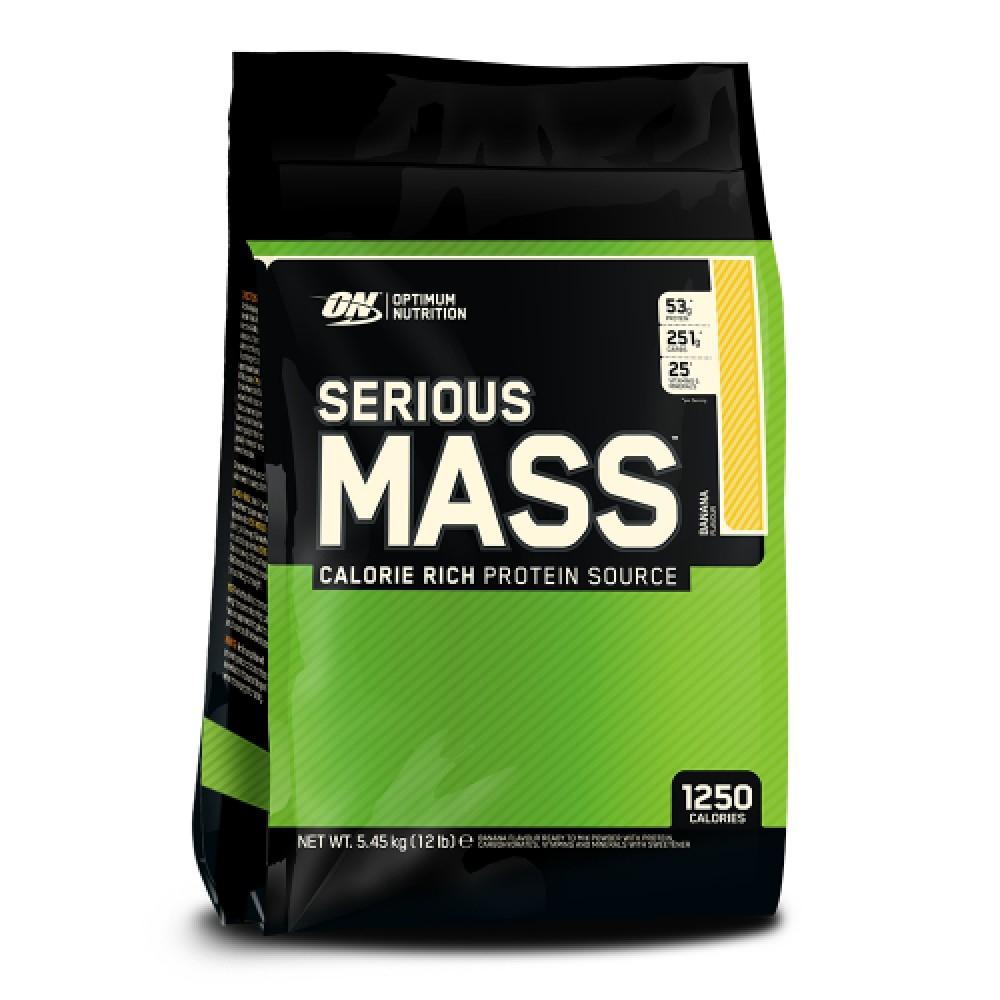 Serious Mass Optimum Nutrition (5455 гр)