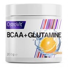 BCAA + Glutamine Ostrovit (200 гр)