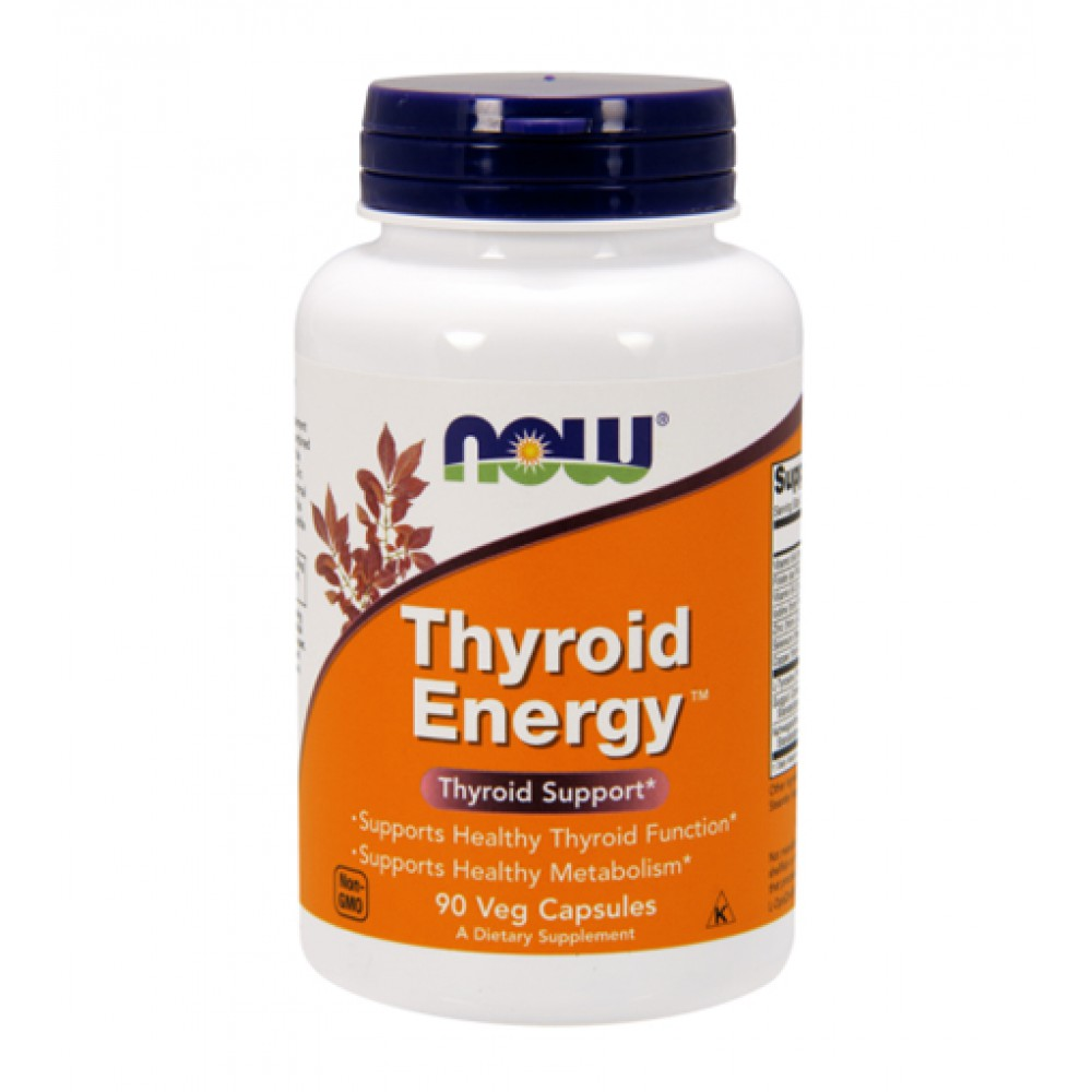 Thyroid Energy NOW (90 капс)
