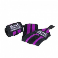 Бинты Wrist Wraps Black Purple